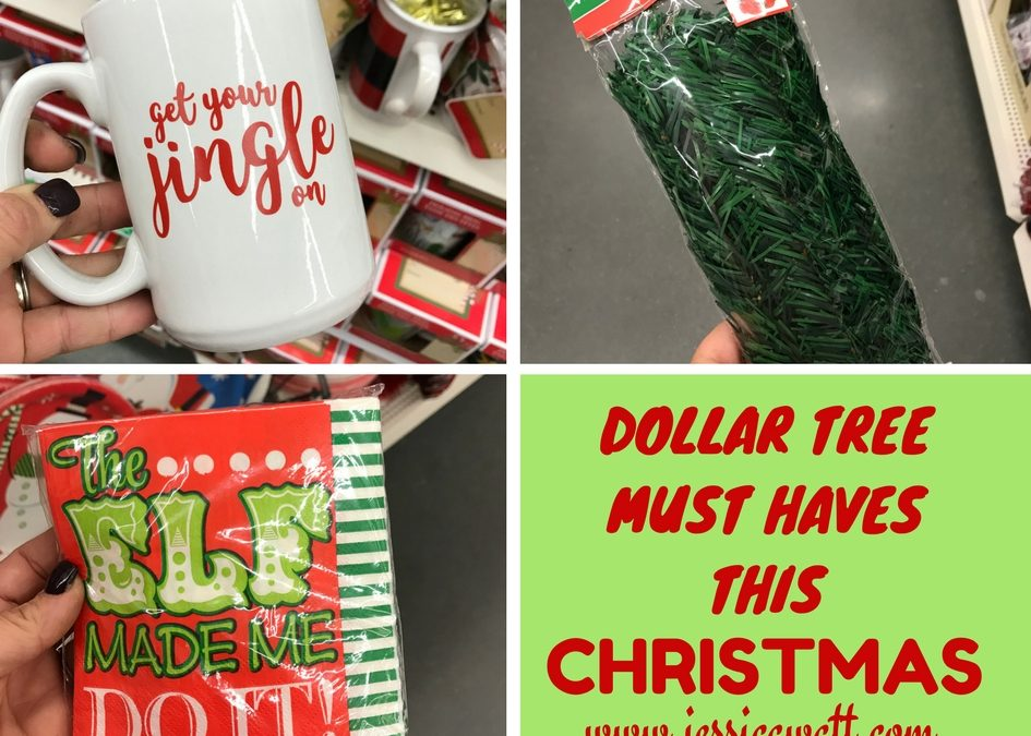 Dollar Tree Must Haves this Christmas