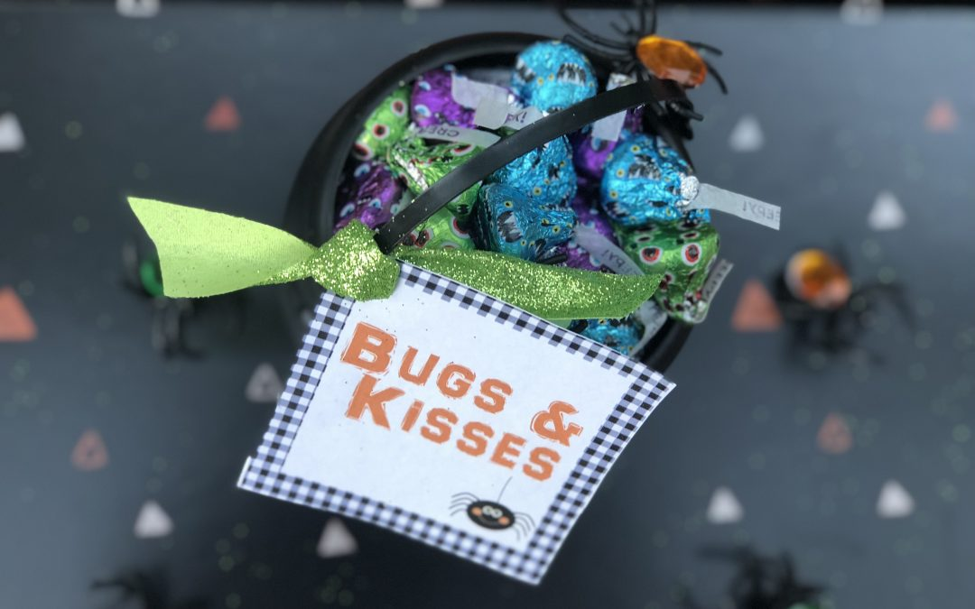 Bugs and Kisses Printable