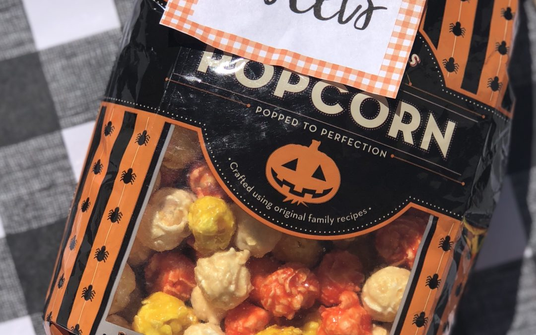 Spooky Sweets Printable