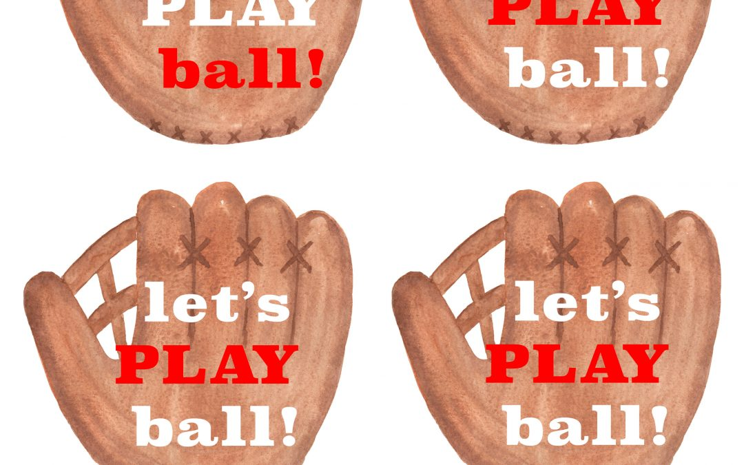 Play Ball Printable