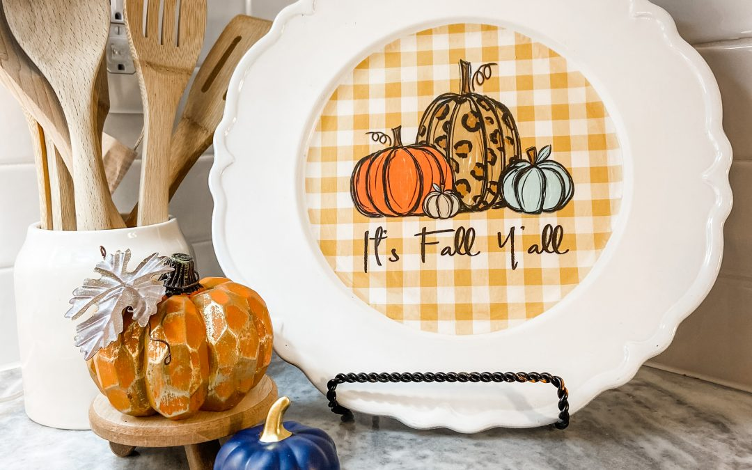 Happy Fall Y'all Printable