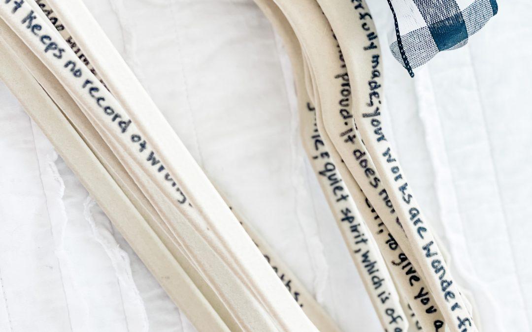 Scripture Hangers